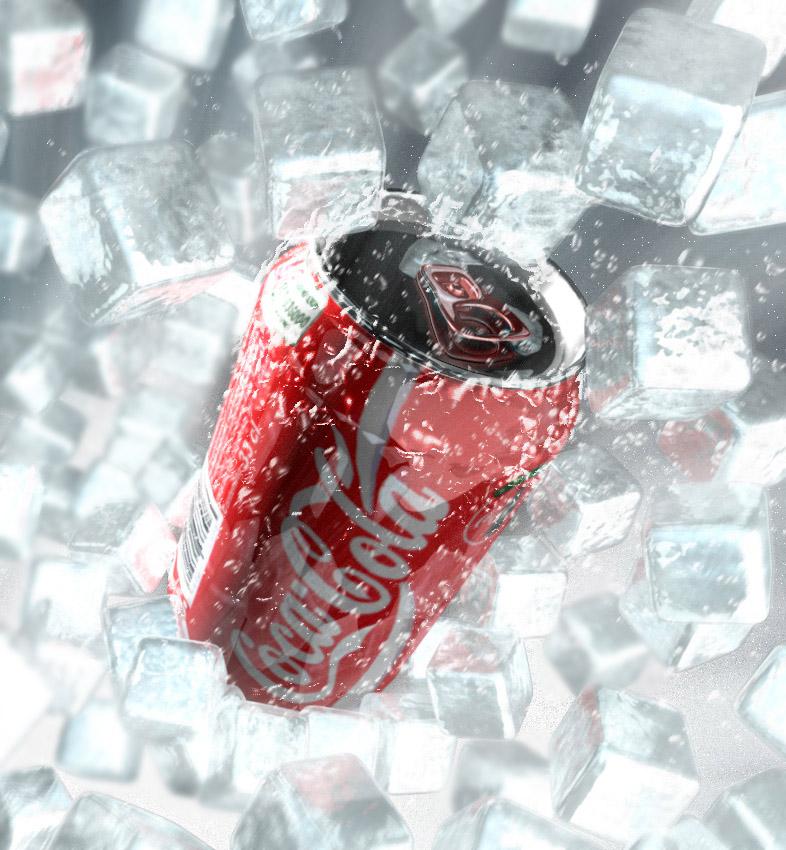 хийжүүлсэн ундаа, кока кола